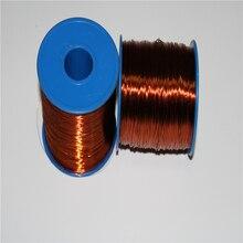 100 m/lot Magnet Draht 20 AWG 0,80mm Emaillierten Kupfer draht Klasse 180C Magnetische Spule Wickel draht