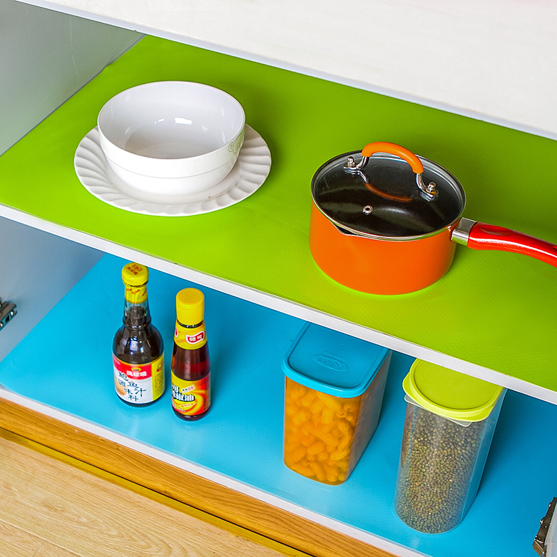 Multipurpose 100 50cm Refrigerator Freezer Mat Fridge Anti fouling Anti Frost Waterproof Pad kitchen table wardrobe