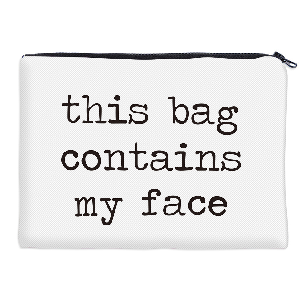 Cosmetic Bag for self-confident womens 5