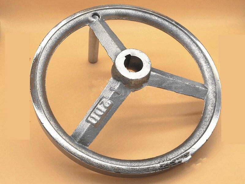 T8//10//12 Trapezoidal Lead Screw handwheel Diameter 80mm CNC cranking 8//10//12mm