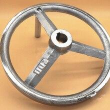 Screw Hand-Wheel Lead Electroplating CNC Iron Solid 14mm-20mmcast 1pcs 10mm 12mm 3d-Printer
