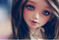 Unoa Lusis Araki Bjd Doll Sd Doll Bjd Baby Girl Baby Face Makeup Free Shipping Send