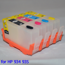 For HP 934 935 HP 934 HP935 Refillable Ink Cartridge with Chip for HP OfficeJet Pro 6830 6230 6220 6815 6812 6835 Printer