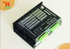 Image 3 - ¡Mejor venta! Wantai Motor paso a paso Nema 23 de 4 ejes, WT57STH115 3004B de doble eje 425ozin + controlador DQ542MA 4.2A, fresadora de Plasma CNC