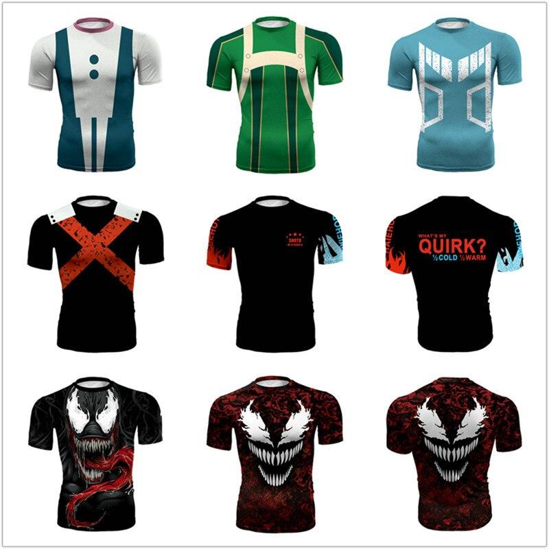 t shirt venom sport