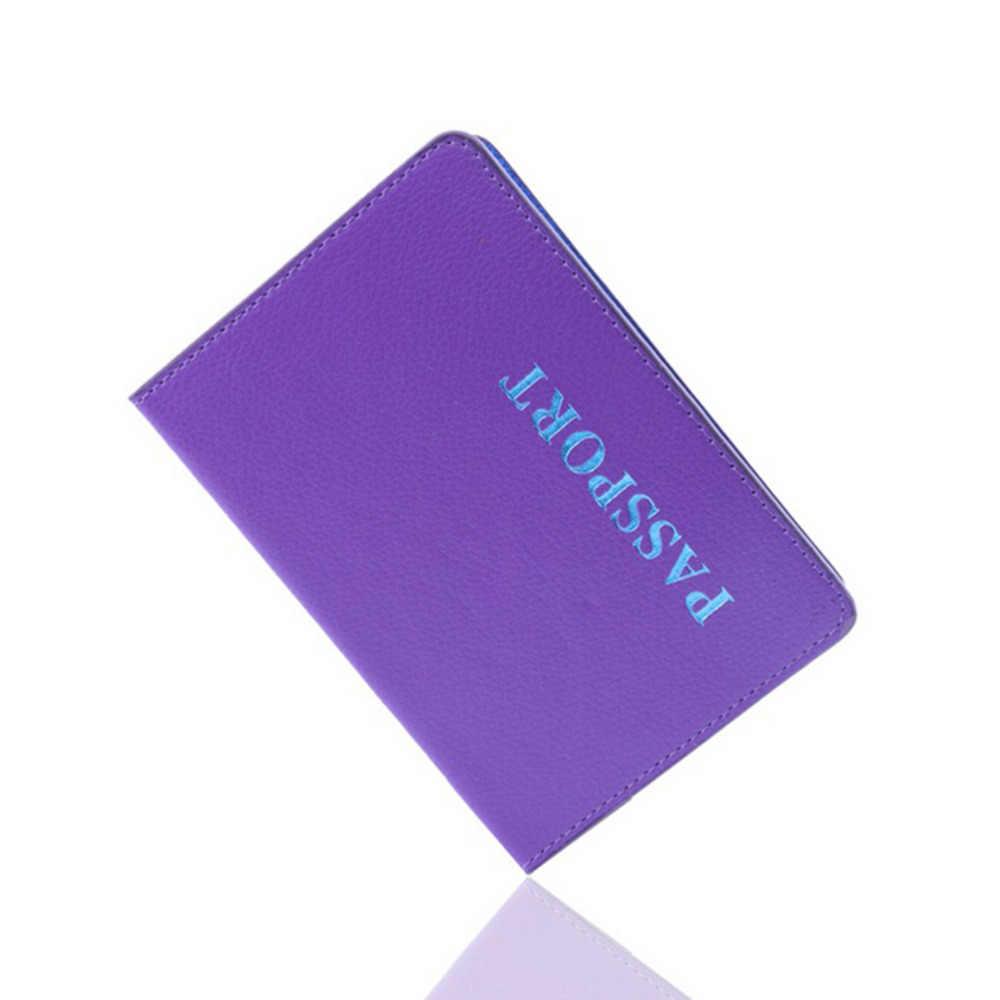 جواز السفر حامل بطاقة غطاء على حالة للنساء الرجال مغامرة بورتا passaporte شركة pasport paspoort 1 قطعة الساخن