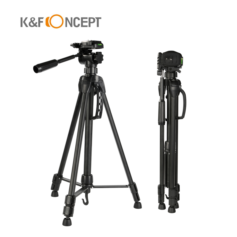 Light Pod Professional Extendable Travel Camera Tripod kit
