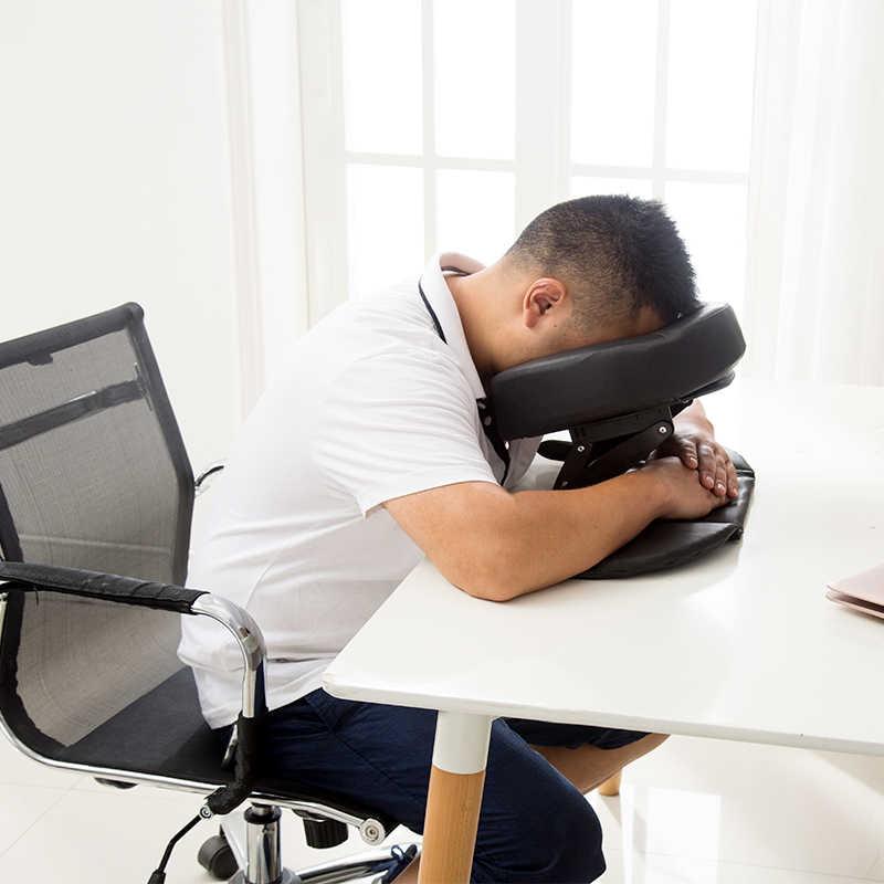 15%, домашний массажный Набор-Роскошный Регулируемый подголовник и подушка для лица/домашний массаж красоты Колыбель Подставка для стола и стола