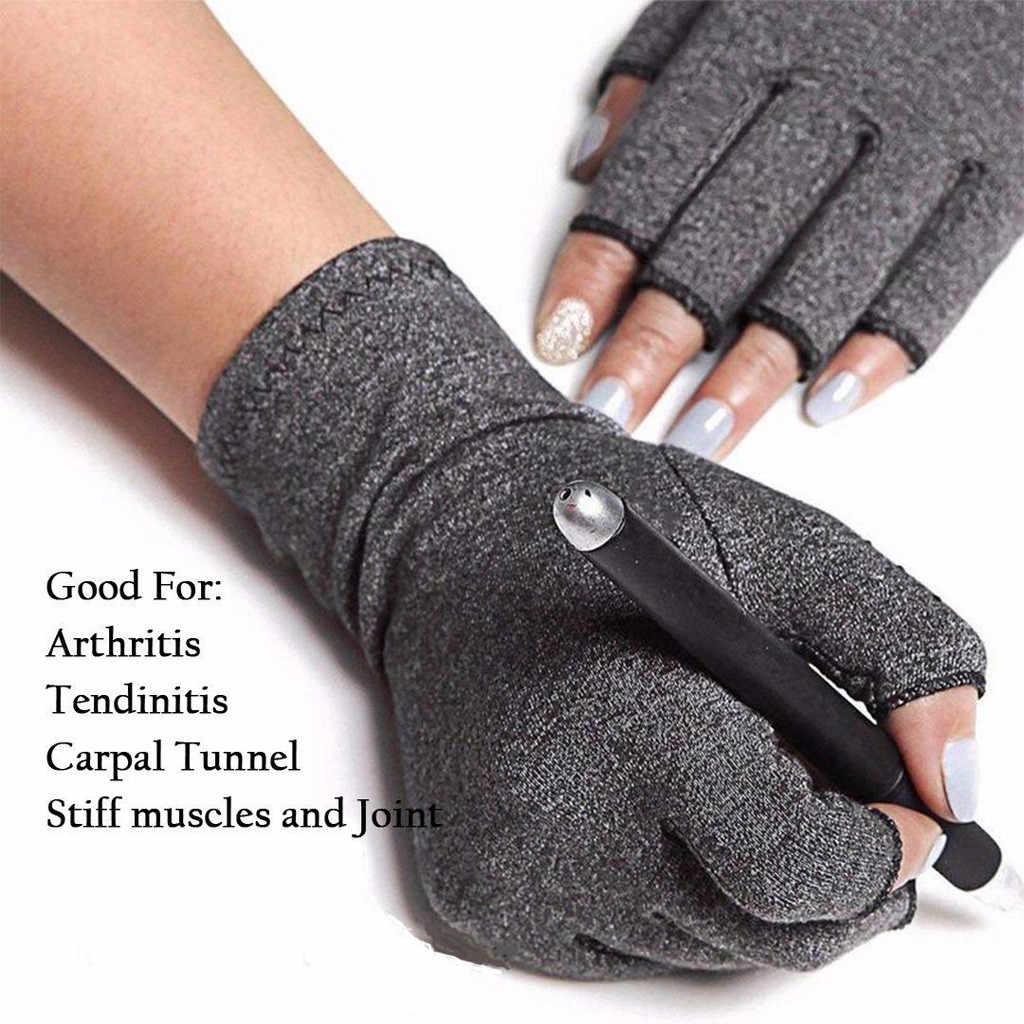 1 par de compresión de Running guantes pantalla táctil antideslizante impermeable Snowboard guantes de esquí senderismo guantes deportes guantes M28