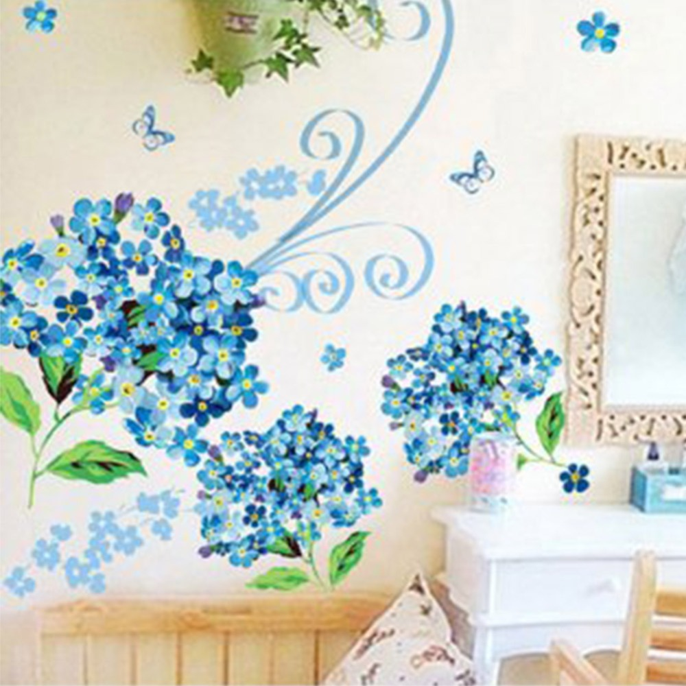Wall stickers wallpaper image collections home wall decoration ideas online shop sweet hawaii gadern wall stickers wallpaper removable online shop sweet hawaii gadern wall stickers amipublicfo Images