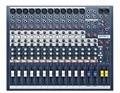 SoundCraft Профессиональный Консоли Смеситель EPM12 12 Канал Микшерный пульт DJ караоке музыка Power Mixer