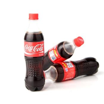 Бесплатная доставка бутан газовые зажигалки форма бутылки кока новинка легче