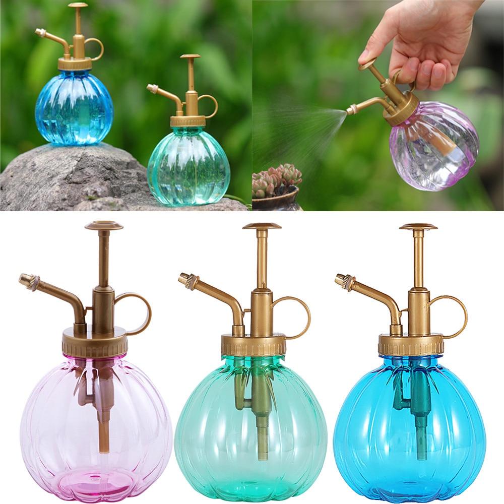 350ML Plant Flower Watering Pot Spray Bottle Garden Mister Sprayer Hairdressing Planting Kettle For Garden Flower Plant лейка дл