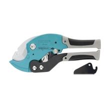 Ножницы для резки изделий из ПВХ GROSS 78420 (6-ступенчатый храповый механизм, Высокоуглеродистая сталь SK-5)