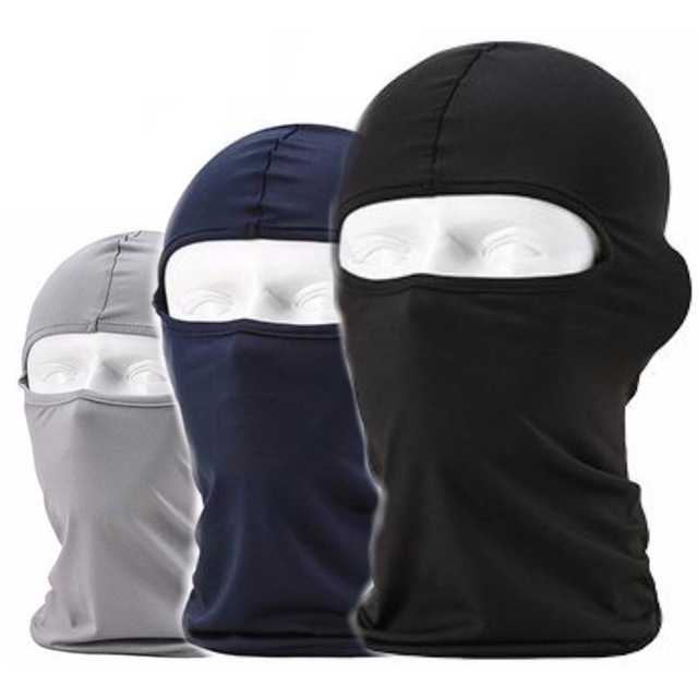 Balaclava Mask Windproof Cotton Full Face Mask Neck Guard Masks Headgear Headwear Hat Riding Hiking Outdoor Sports Cycling Masks