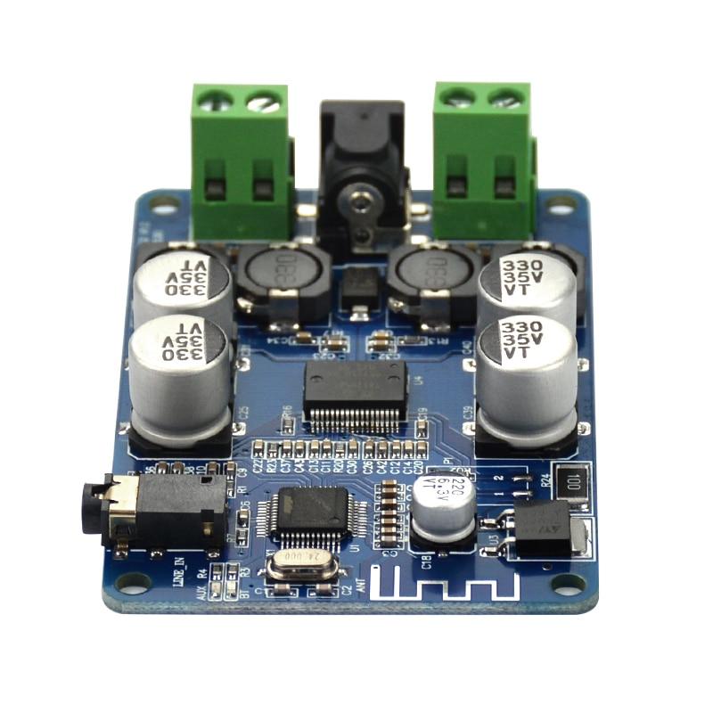 AIYIMA TDA7492P Bluetooth vastuvõtja helivõimendi 25 W * 2 kõlarid - Kodu audio ja video - Foto 3
