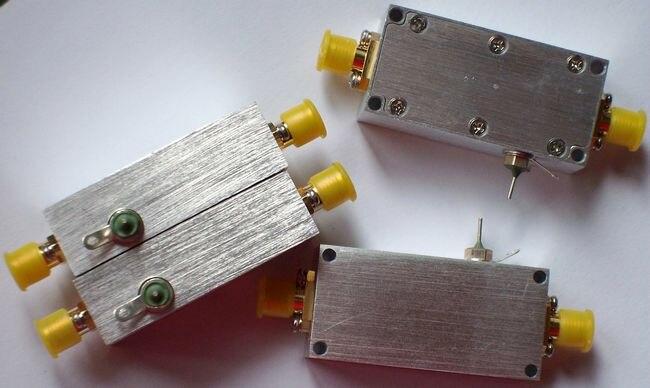 Relais récepteur amplificateur RF à faible bruit LNA 20 MHZ à 1 GHZ 20dB Gain livraison gratuite