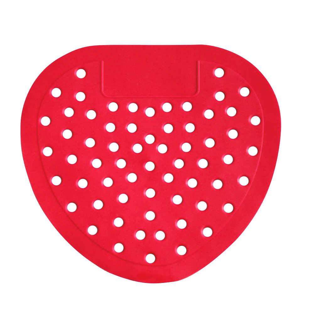 1 шт. новый футбольный мяч Shoot Goal style писсуар фильтр экран коврик Домашний отель клуб случайный цвет