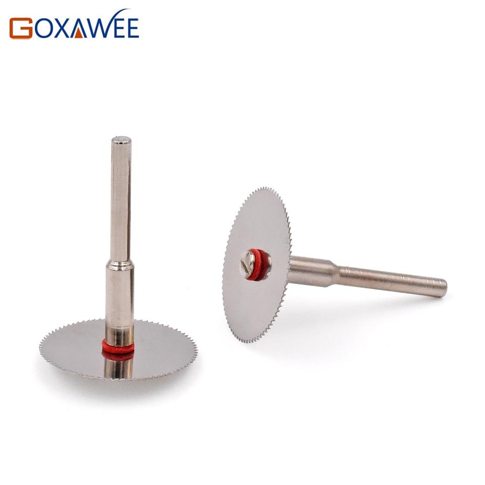 Řezací kotouče GOXAWEE Rotační nástroje Řezací kotouč pro - Brusné nástroje - Fotografie 3