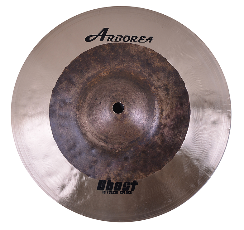 ARBOREA cymbals Ghost series 10 Splash cymbal B20 cymbal for sale
