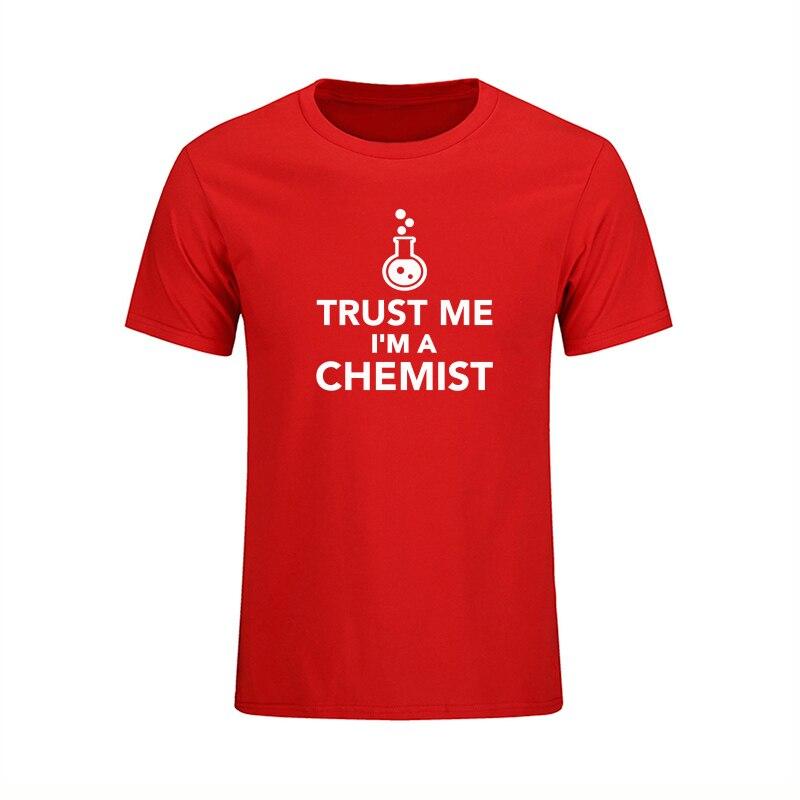 Poletje Novi prihod Zaupajte mi, da sem kemična moška majica, - Moška oblačila - Fotografija 5