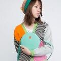 KIITOS серии Classic оригинал мода свежий круговой кожа сумка