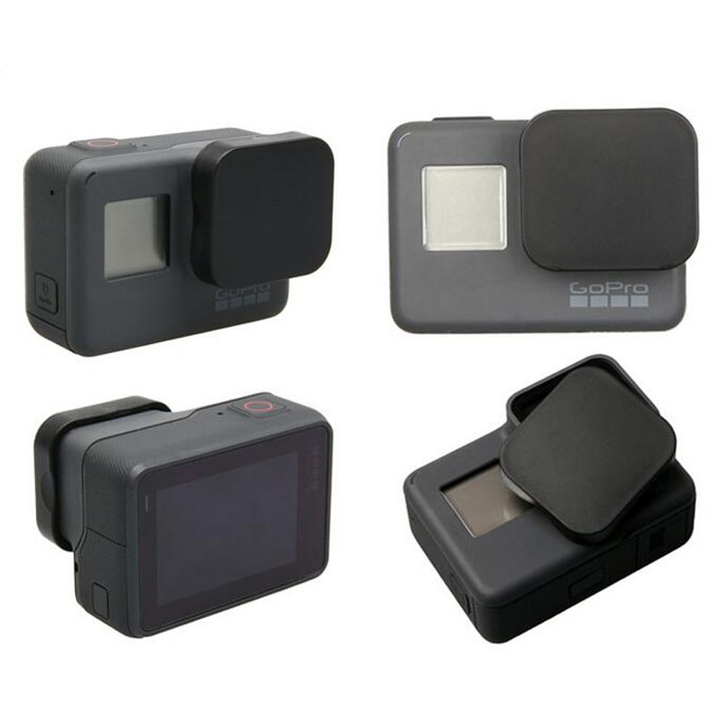 Plastic Hard Protector Cover Protective Lens Cap Case For GoPro Go Pro Hero 5/6 Hero5 Hero6 Black Action Camera Sport Accessory