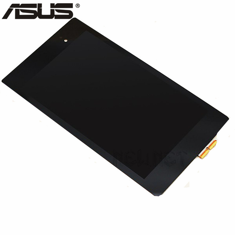Asus Full LCD Display Touch Screen Assembly Replacement Part  For ASUS Google Nexus 7 2nd 2013 FHD ME571 ME571K ME571KL genuine replacement 2 7 lcd backlight touch screen module for sony dsc t2