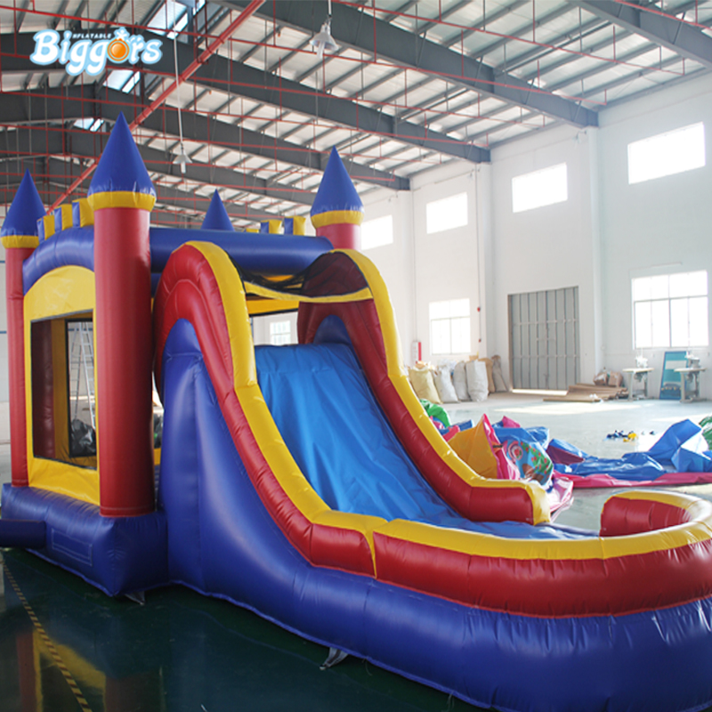 Inflatable Biggors Commercial Bounce House Slide For Kids Jumping Castle Play Amusment Park for Rental Fun Gift ...