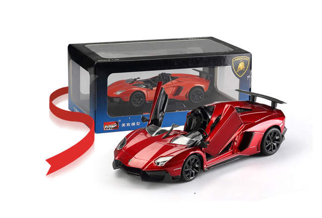 MZ 1:24 scale alloy 700J model car collectables and display for amateur