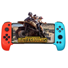 Retractable Gamepad Bluetooth Wireless Gamepad 4.0 Controller Portable Shock Joystick PUBG Wireless Controller for Android IOS wireless gamepads bluetooth one key connection gamepad rocker pubg games controller joystick for android ios iphone smart phones