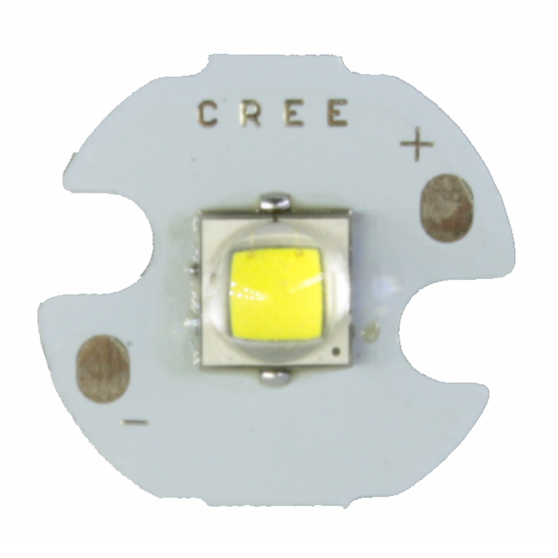 10PCS Cree XLamp XR-E Q5 White 3W High Power LED Light Emitter with 16mm Base