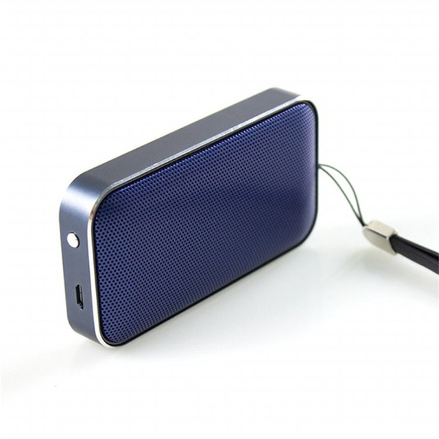 572a3386181ba4 Portable Pocket Wireless Bluetooth Speaker Mini Small Metal Music Sound Box  Handsfree Outdoor Bass Subwoofer for phone