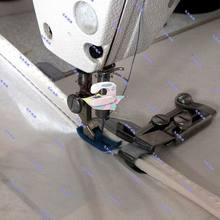 Промышленная швейная машина, аксессуары для автомобиля, тонкий материал, рулон, тянущаяся трубка, фланцевая, совместима с каждой швейной машиной