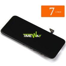 10 sztuk AAA dla iphone 7 wymiana wyświetlacza lcd 4.7 Cal Pantalla z dobrym 3D dotykowy digitizer dla iphone 7 ekran