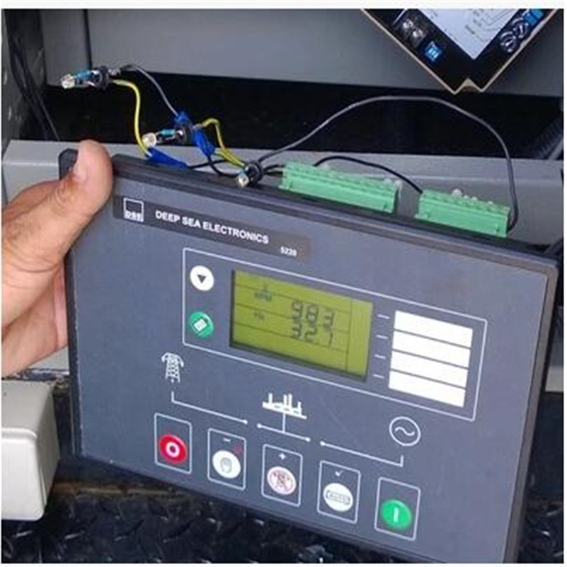 Deep Sea DSE5220 Generator Controller, DSE5220 Automatic Engine Control Module made in china deep sea generator controller 720 replace dse720 control panel dse720