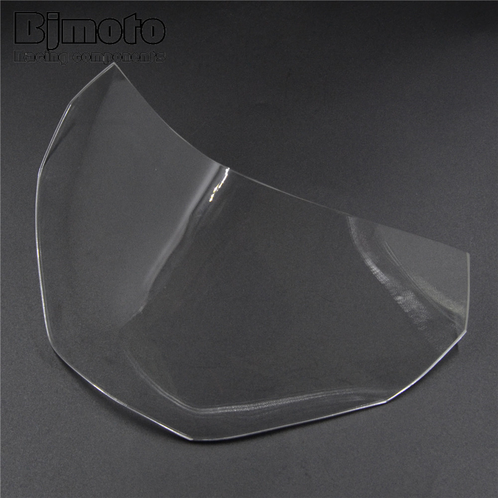BJMOTO Motorcycle Headlight Screen Protector Cover Stickers Decals For Yamaha MT09 FZ09 2013-2016 mtkracing for kymco ak550 motorcycle parts headlight protector cover screen lens ak 550 2017 2018
