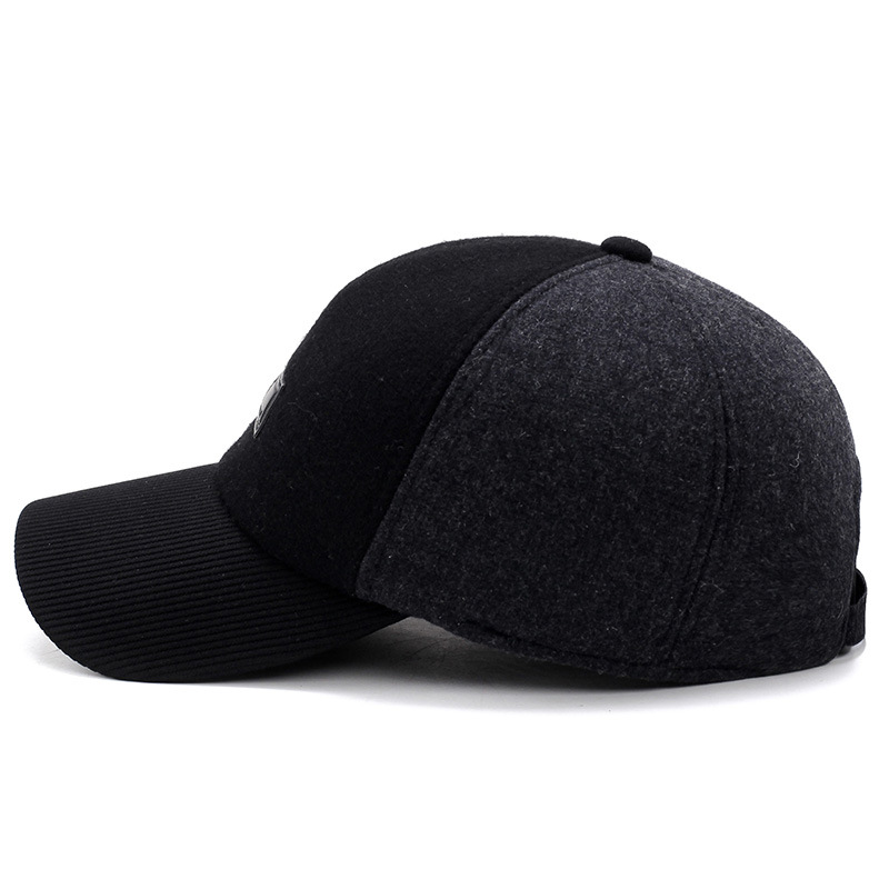 Flat along the hat sun hat spring summer hat Korean couple baseball cap tide street dance summer can be folded anti uv sun hat sun protection for children to cover the sun with a large cap on the beach bike travel