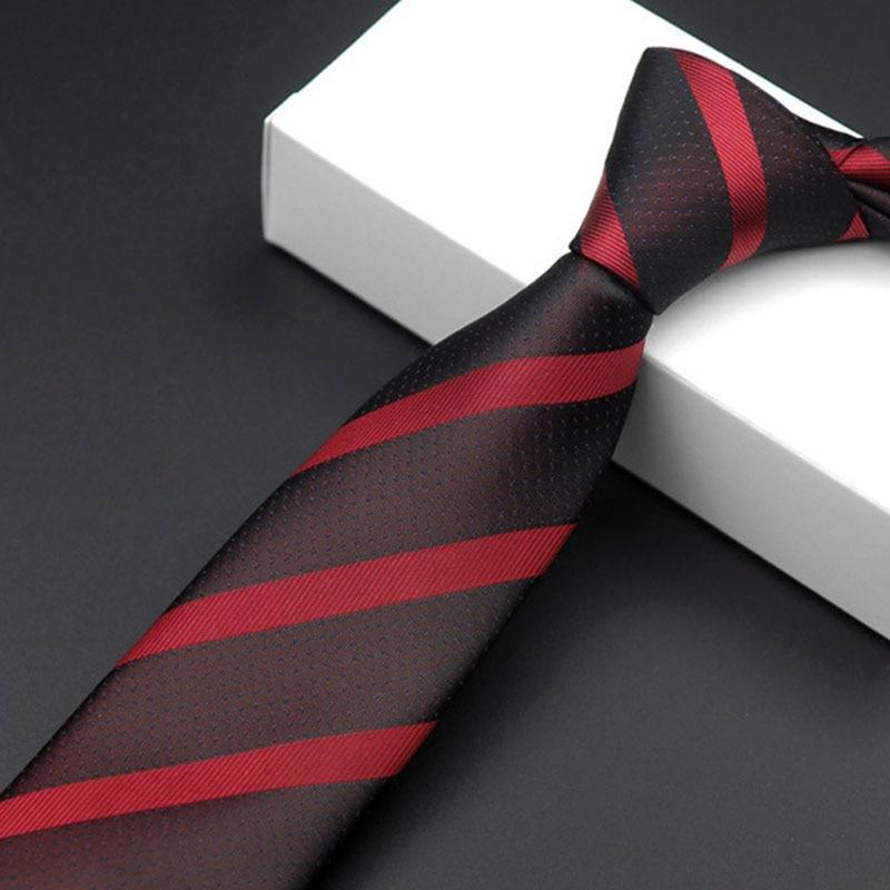 Jbersee Herren Krawatten Polyester Corbatas Blumen Bräutigam Mode - Bekleidungszubehör