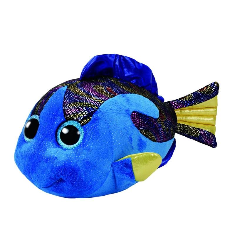 4 ty Teeny тыс рыбы плюшевые Дори мягкая игрушка кукла животных подарок для маленьких детей S152
