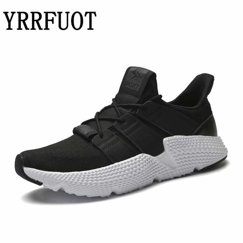 حذاء رجالي تشغيل تنفس المدربين أحذية رياضية للرجل رياضية مريحة الشقق الدانتيل يصل رجل رياضي المشي الأحذية 45 46