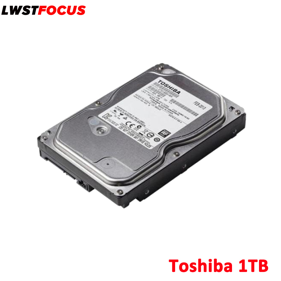LWSTFOCUS Hard disk 1TB SATA HDD 3.5 inch 7200rpm SATA3.0 Hard Disk Drive For CCTV Camera DVR NVR Security SYSTEM and PC кран шаровый royal thermo expert 3 4 нв стальной рычаг