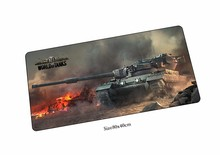 World of tanks mouse pad 800x400x3mm pad to mouse notbook computer mousepad wot cool gaming padmouse gamer to laptop mouse mat
