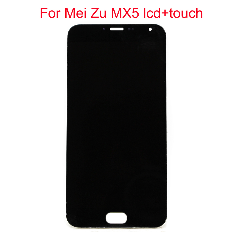 JPFix For Mei zu MX5 M575M M575H LCD Display Touch Screen Digitizer Assembly With Frame