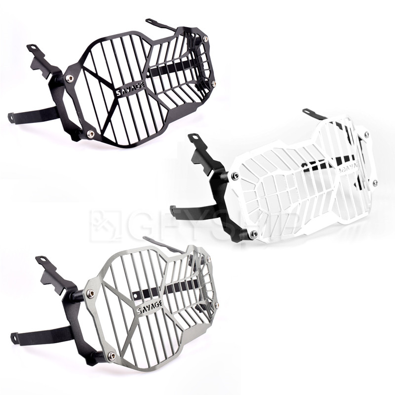 Motorcycle Headlight Grille Guard Cover Prevent loss