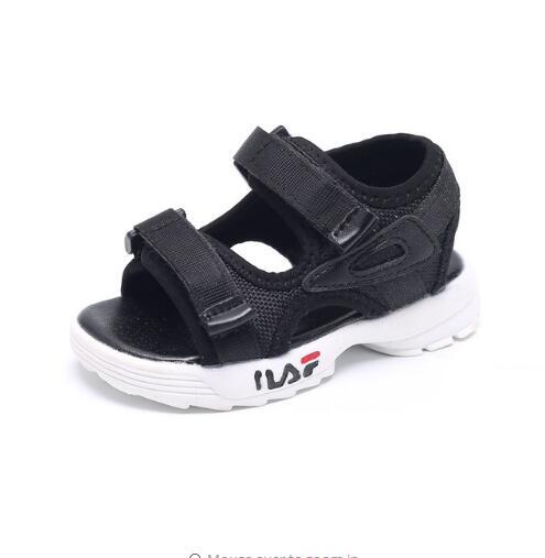 Baby Toddler Sandals Summer Comfortable Baby Boy Girls Beach Non-slip Shoes Kids Casual Sandals Children Fashion Sport Sandals
