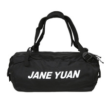 Купить с кэшбэком Nylon unisex Travel Bag Large Capacity Men Hand Luggage Travel Duffle Bags Weekend Bags Women Multifunctional Black Travel Bags