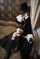Custom Book of Murder Ciel Phantomhive cosplay costume set