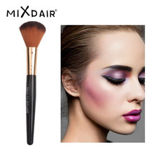 Mixdair Blush Brush Makeup Piece Beauty Cosmetic Make Up Tool Face Cheek Contour Cosmetic Powder Foundation Blending Brush 1PCS(China)