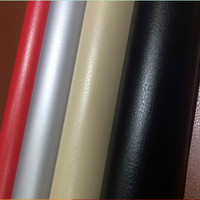 152 50CM Car Leather Film Auto Upholstery Membrane Car Styling Modification Of Body Interior Decoration Protection